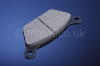 lawnmower clutch linings, lawnmower friction materials, off-highway disc brake pads