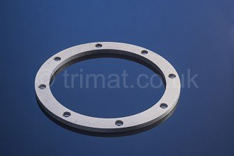 gear toothed friction ring, grooved friction facings, cone linings, clutch linings, transmission brake linings, gear cut rings